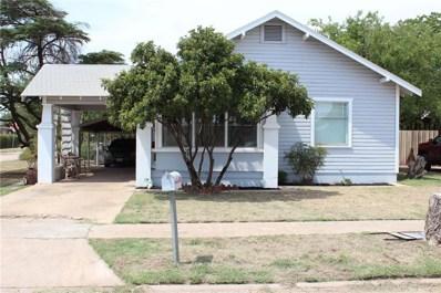 212 Central, Hamlin, TX 79520 - #: 13915535