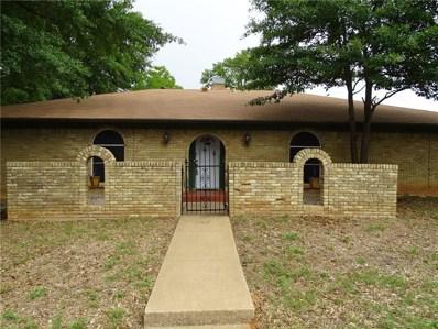 1839 E Cedar Elm Drive E, Arlington, TX 76012 - MLS#: 13916391