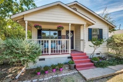 1007 W White Avenue W, McKinney, TX 75069 - MLS#: 13916536