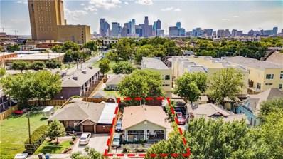 1515 Holly Avenue, Dallas, TX 75204 - MLS#: 13916810