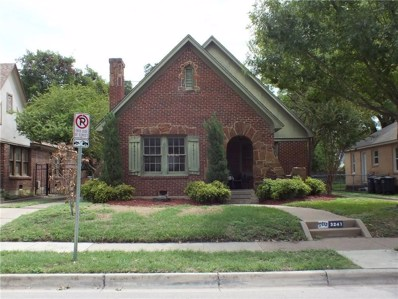 3241 Cockrell Avenue, Fort Worth, TX 76109 - MLS#: 13917048