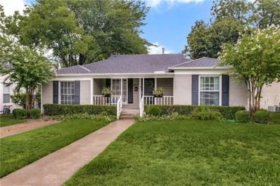 4917 Elsby Avenue, Dallas, TX 75209 - MLS#: 13917343