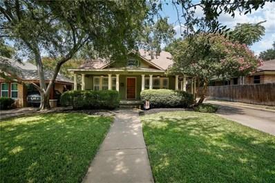 5533 Belmont Avenue, Dallas, TX 75206 - MLS#: 13917873
