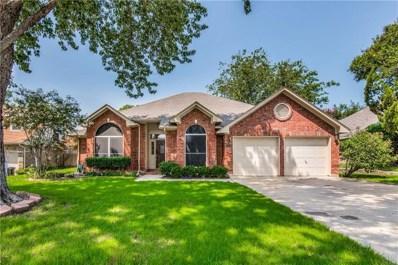 4218 Hearthside Drive, Grapevine, TX 76051 - MLS#: 13918167