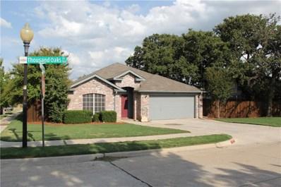 748 Thousand Oaks Drive, Lake Dallas, TX 75065 - MLS#: 13918261