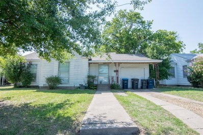 2229 Williams Place, Fort Worth, TX 76111 - MLS#: 13919339