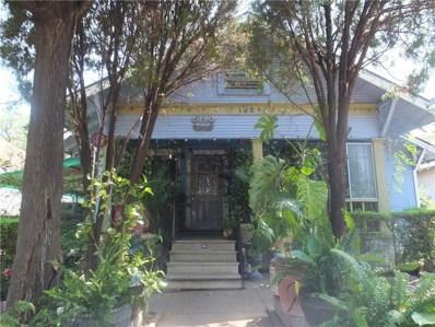 122 Melba Street, Dallas, TX 75208 - MLS#: 13919669