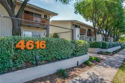 4616 W Lovers Lane W UNIT 125, Dallas, TX 75209 - MLS#: 13919692