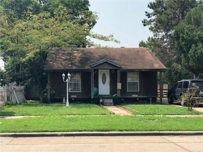 4818 W University Boulevard W, Dallas, TX 75209 - MLS#: 13919820