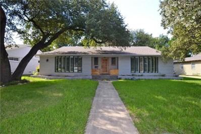 6833 Whitehill Street, Dallas, TX 75231 - MLS#: 13920099