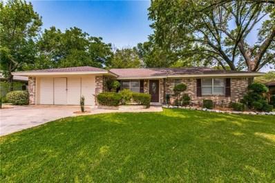 1313 Crestview Drive, Kaufman, TX 75142 - MLS#: 13920128