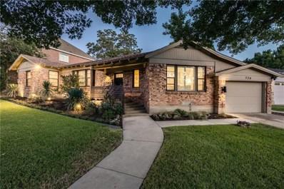 726 W Greenbriar Lane W, Dallas, TX 75208 - MLS#: 13920197