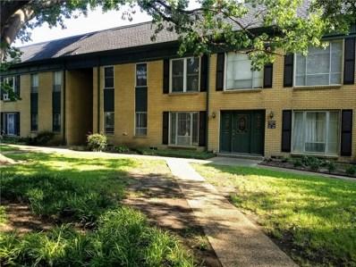 6020 E University Boulevard E UNIT 117, Dallas, TX 75206 - MLS#: 13920336
