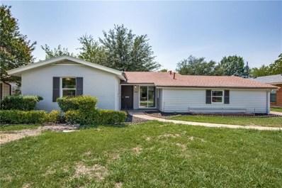 3510 Princeton Drive, Irving, TX 75062 - MLS#: 13921454