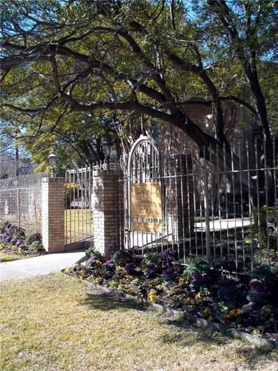 2525 Turtle Creek Boulevard UNIT 110, Dallas, TX 75219 - MLS#: 13921831