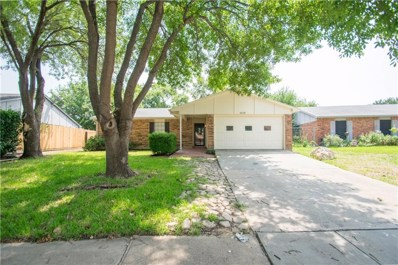 5528 King Drive, The Colony, TX 75056 - MLS#: 13922206