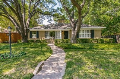 6305 Del Norte Lane, Dallas, TX 75225 - MLS#: 13922309