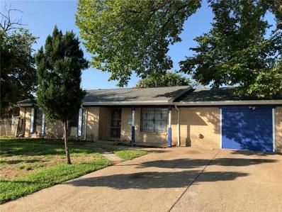 2542 W Rochelle Road W, Irving, TX 75062 - #: 13922647