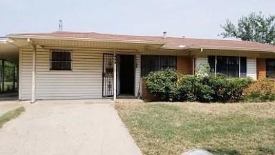 1609 Milmo Drive, Fort Worth, TX 76134 - MLS#: 13922742