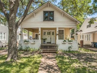 6032 Junius Street, Dallas, TX 75214 - MLS#: 13923039