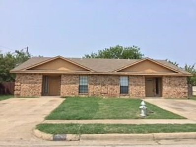 721 Long Court, Cedar Hill, TX 75104 - MLS#: 13923271