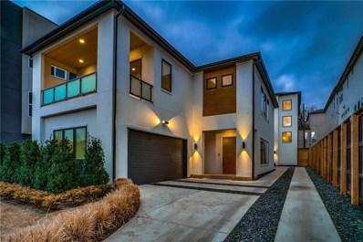4504 Gilbert Avenue UNIT A, Dallas, TX 75219 - MLS#: 13923495