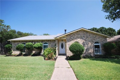 5089 Roberts Drive, The Colony, TX 75056 - MLS#: 13923569