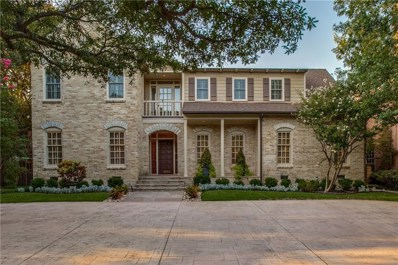 3504 Marquette Street, University Park, TX 75225 - #: 13923612