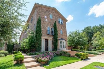 4120 Hawthorne Avenue UNIT 1, Dallas, TX 75219 - MLS#: 13923640