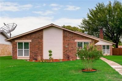 1205 Delores Drive, Garland, TX 75040 - MLS#: 13923743