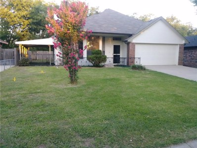 1117 Brittany Drive, Denton, TX 76209 - #: 13923989