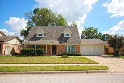 1908 Chattanooga Drive, Bedford, TX 76022 - MLS#: 13924943