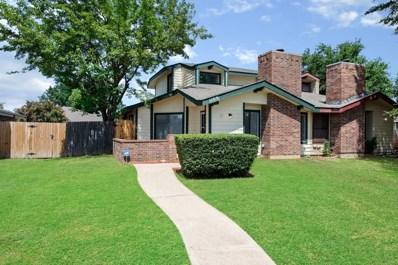 1109 Royalcrest Drive, Arlington, TX 76017 - MLS#: 13924987