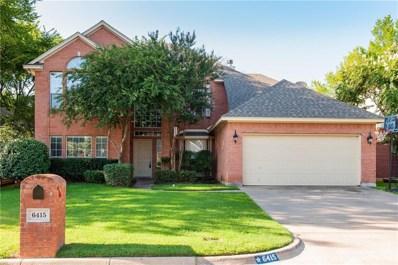 6415 Wilderness Court, Arlington, TX 76001 - MLS#: 13925409