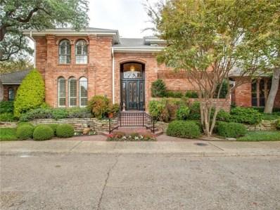 7 Castlecreek Court, Dallas, TX 75225 - MLS#: 13925540