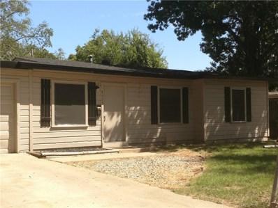 4553 Newman Drive, Haltom City, TX 76117 - MLS#: 13925602