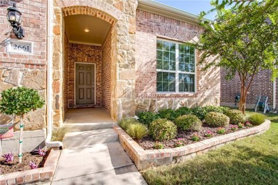 2661 Twin Point Drive, Lewisville, TX 75056 - MLS#: 13926753