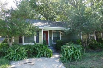 2725 Ryan Avenue, Fort Worth, TX 76110 - MLS#: 13926856