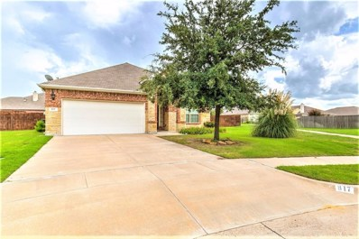 817 Olive Court, Burleson, TX 76028 - MLS#: 13926914