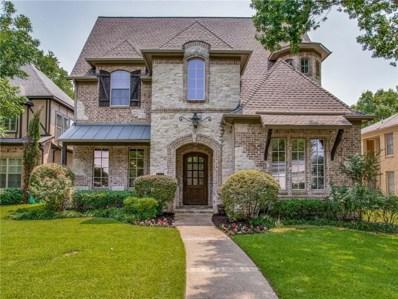 6004 Marquita Avenue, Dallas, TX 75206 - MLS#: 13927347