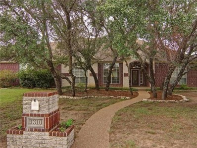 3310 Cliff View Court, Weatherford, TX 76087 - MLS#: 13927744