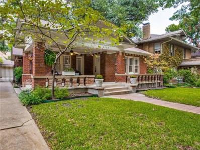 6222 Bryan Parkway, Dallas, TX 75214 - MLS#: 13927888