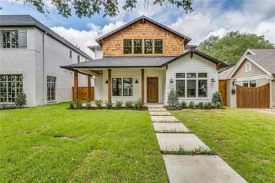 2720 Waits Avenue, Fort Worth, TX 76109 - #: 13928057