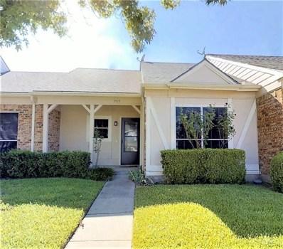 3801 14th Street UNIT 703, Plano, TX 75074 - MLS#: 13928504