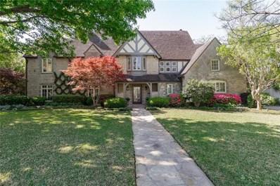 4411 Belfort Avenue, Highland Park, TX 75205 - MLS#: 13928608