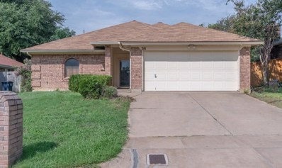 716 Cross Ridge Circle, Fort Worth, TX 76120 - MLS#: 13928847