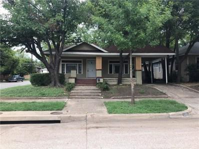 2001 Hurley Avenue, Fort Worth, TX 76110 - MLS#: 13928903