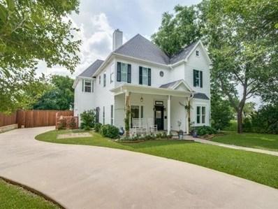 621 Austin Street, Grapevine, TX 76051 - MLS#: 13929767