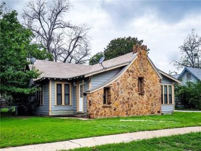 2607 Vincent Street, Brownwood, TX 76801 - MLS#: 13929818