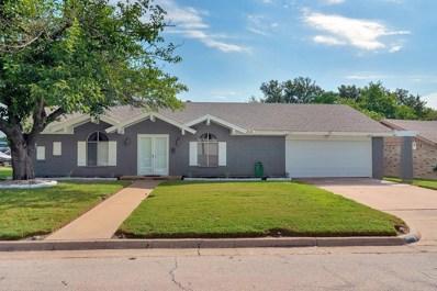 4628 Starlight Drive, Haltom City, TX 76117 - MLS#: 13929906